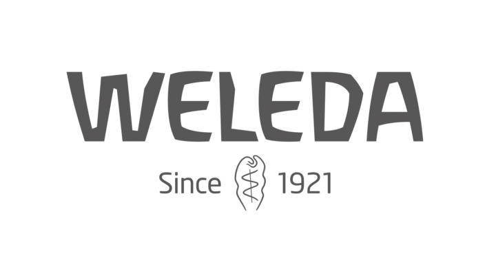Weleda-Logo-Grijs
